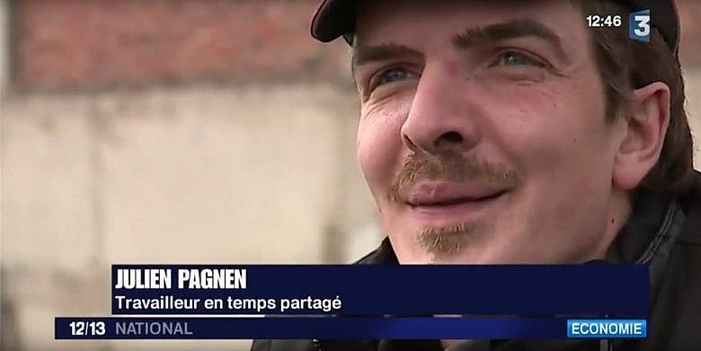 Reportage national France 3 | le 12-13 | avril 2016
