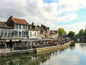 ville d'Amiens agence Alliance Emploi