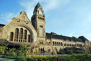 ville de Metz agence Alliance Emploi