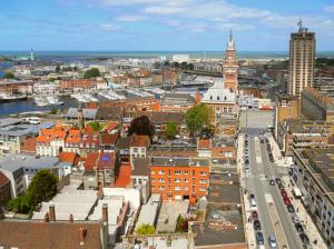 ville de Dunkerque agence Alliance Emploi