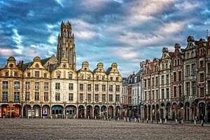 ville d'Arras agence Alliance Emploi